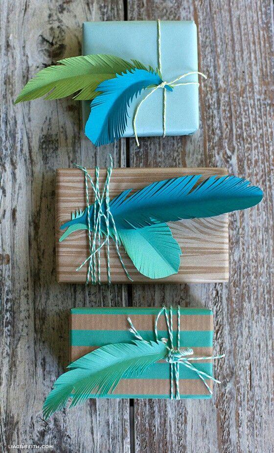envolver regalos DIY 9