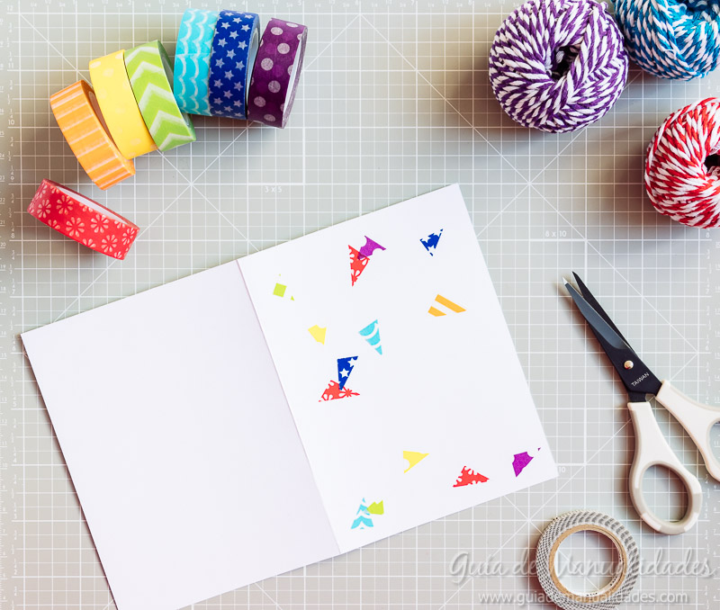 tarjetas con washi tapes 11