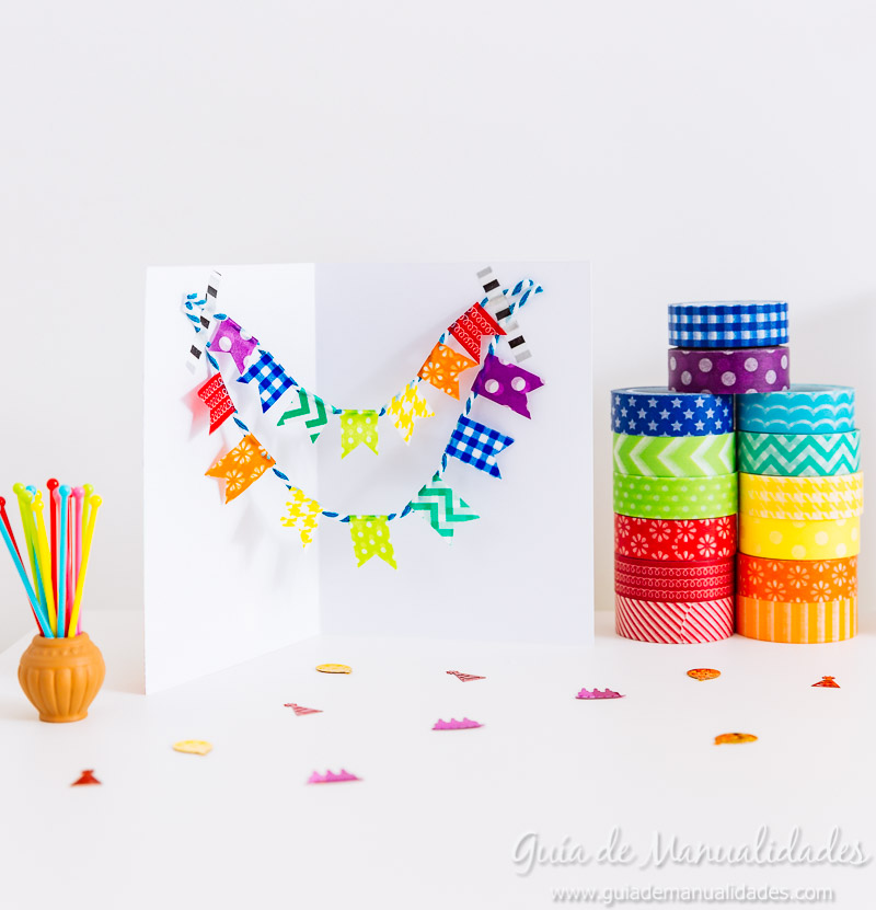 tarjetas con washi tapes 16