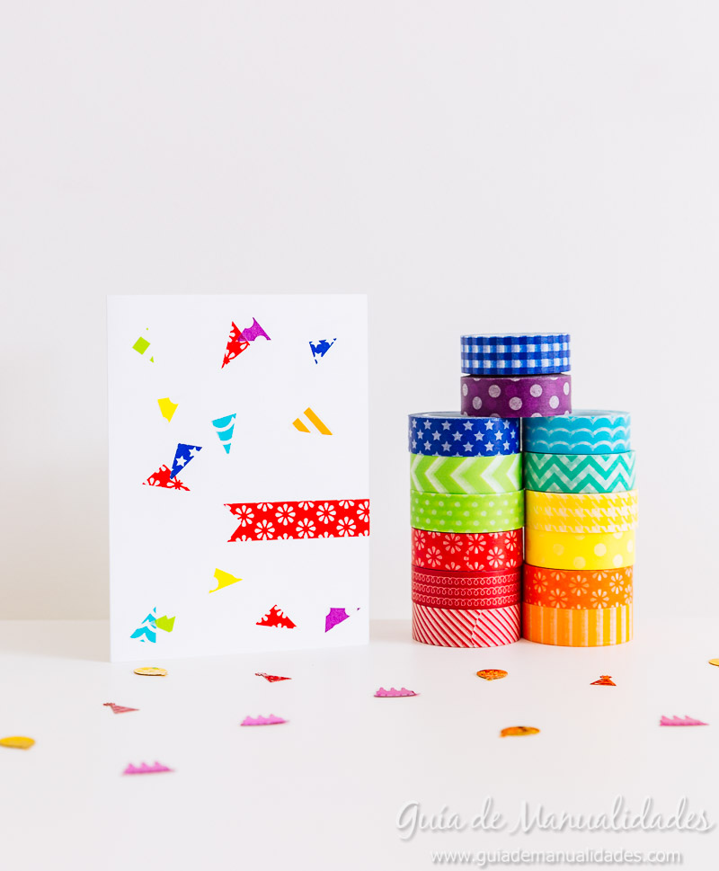 tarjetas con washi tapes 18