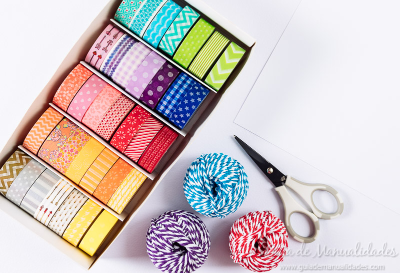 tarjetas con washi tapes 2
