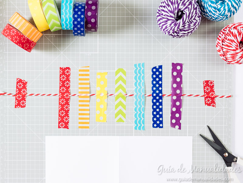 tarjetas con washi tapes 8