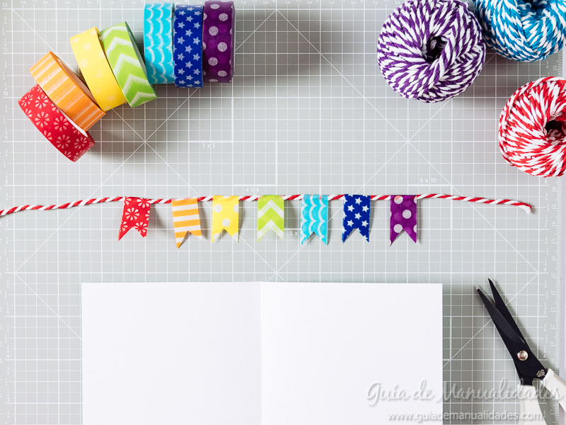 tarjetas con washi tapes 9