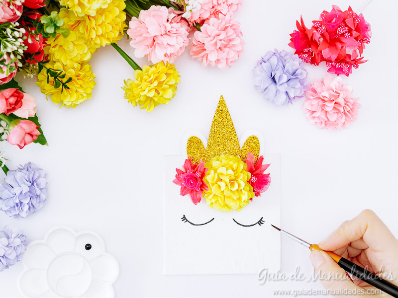 cuadro mini unicornio 11