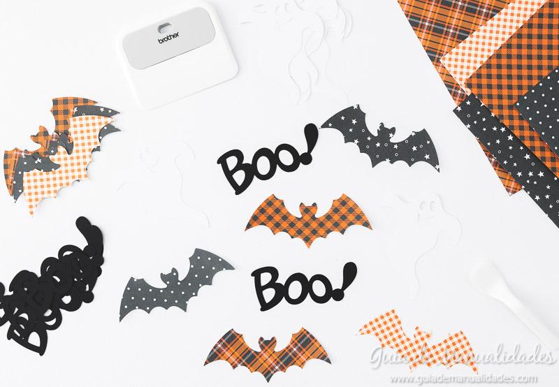 Halloween: guirnaldas para hacer en minutos - Guía de MANUALIDADES