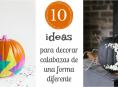 imagen 10 ideas para decorar calabazas de una forma diferente
