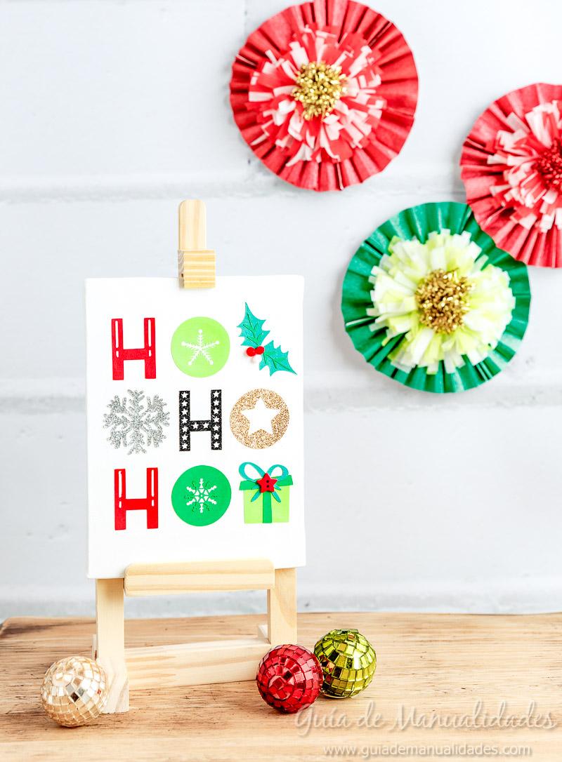 cuadro Navidad 1