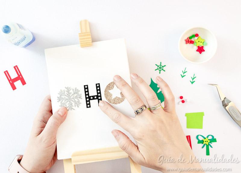 cuadro Navidad 9