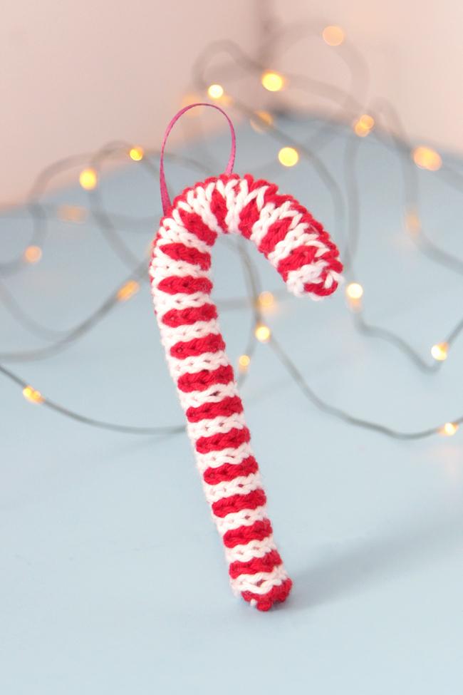 Bastones de caramelo navideños 10