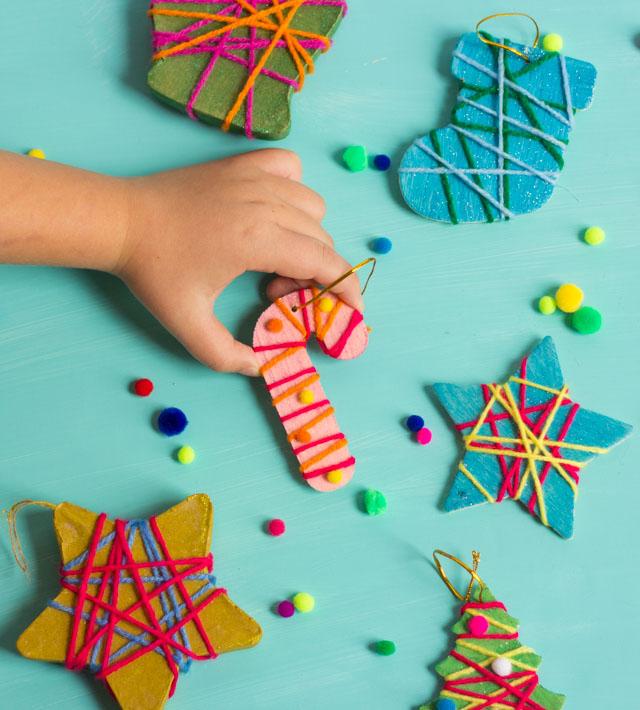 Bastones de caramelo navideños 3
