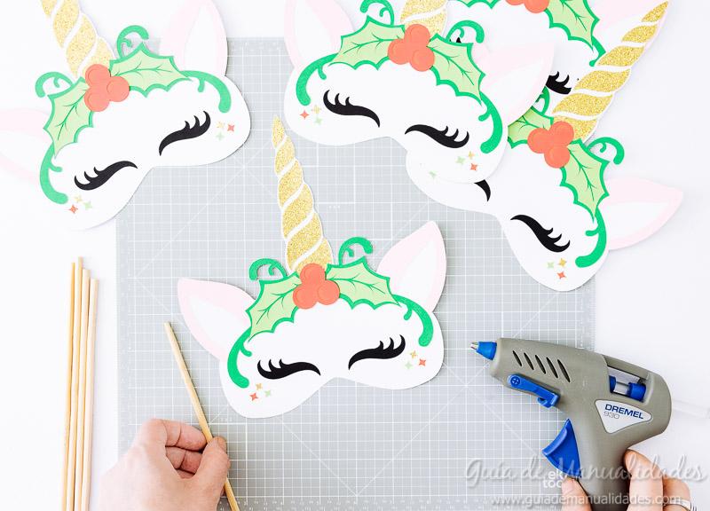 Props Unicornios para fiestas 12