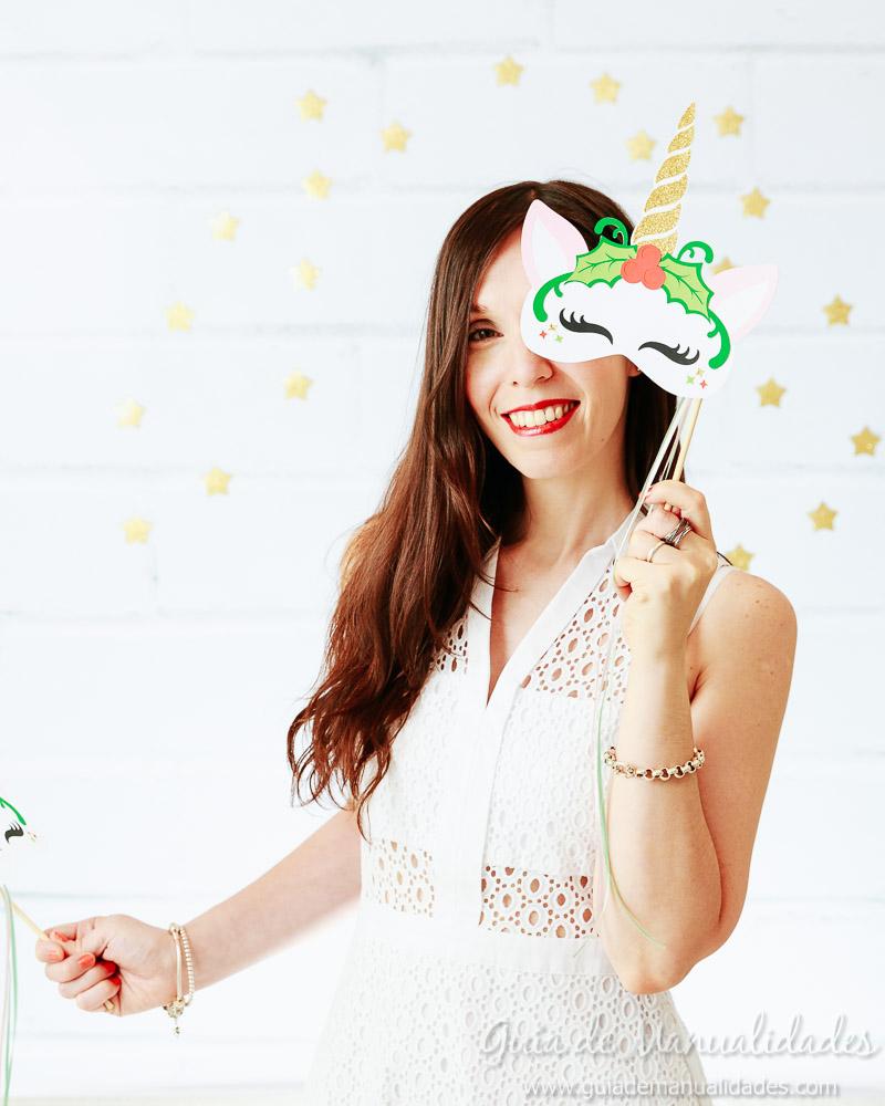 Props Unicornios para fiestas 15