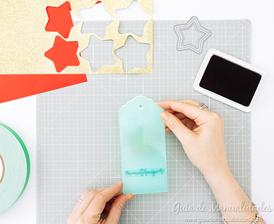 Tags navideñas DIY 13