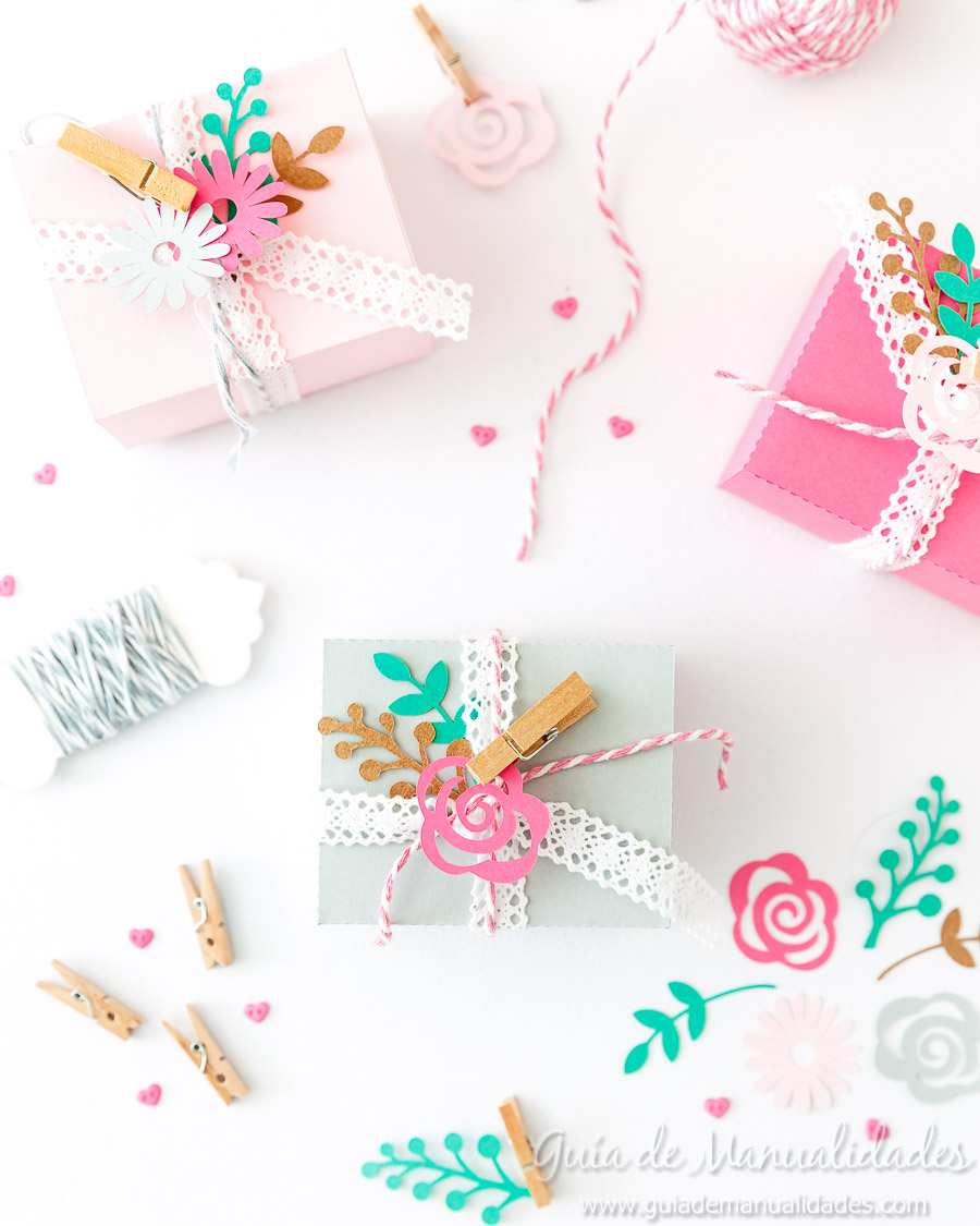 Cajitas románticas para regalos y sorpresas1
