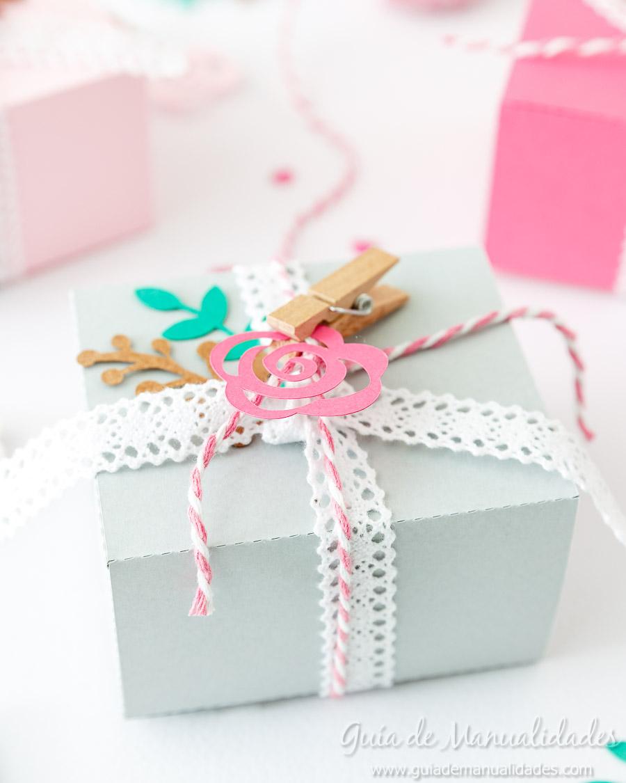 Cajitas románticas para regalos y sorpresas13