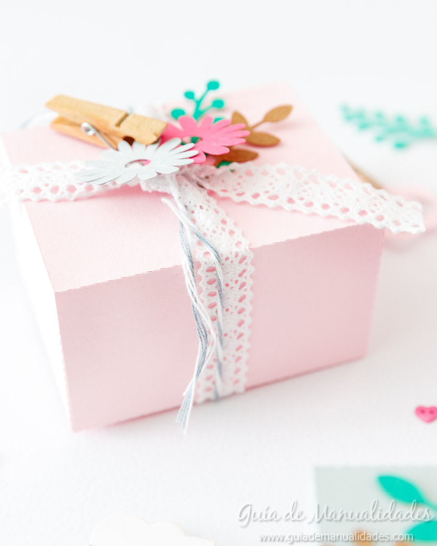 Cajitas románticas para regalos y sorpresas15