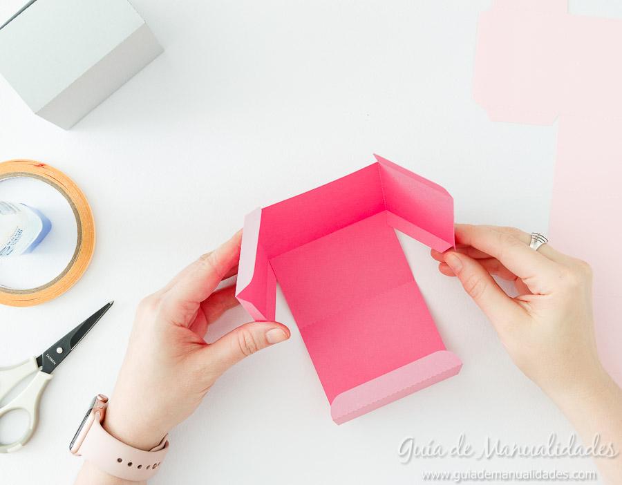 Cajitas románticas para regalos y sorpresas5