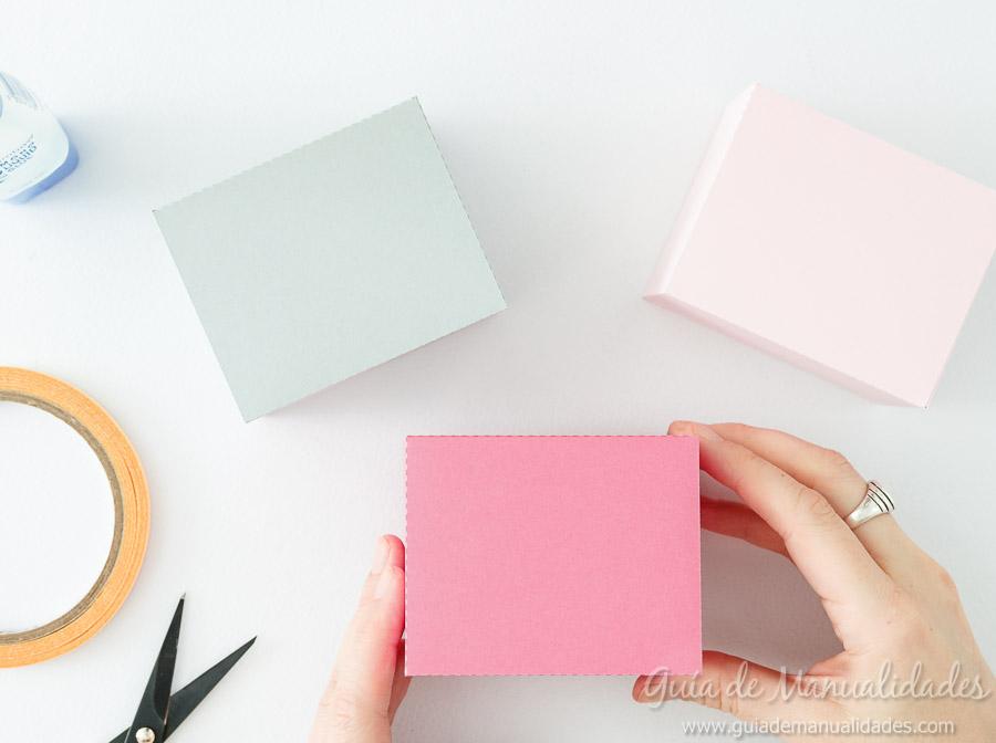 Cajitas románticas para regalos y sorpresas6