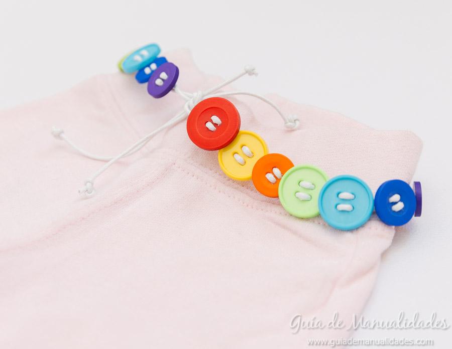 Manualidades fáciles con botones 6