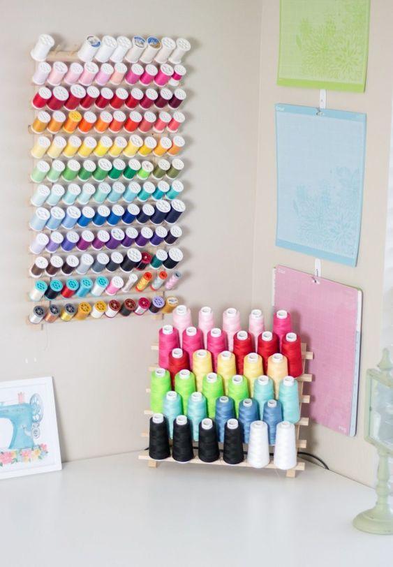 Ideas organización craftroom 10