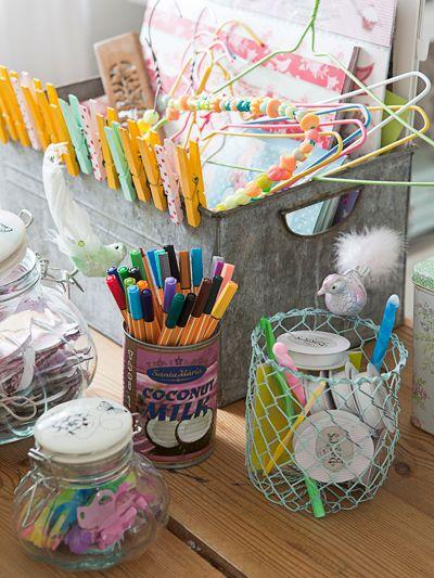 Ideas organización craftroom 12