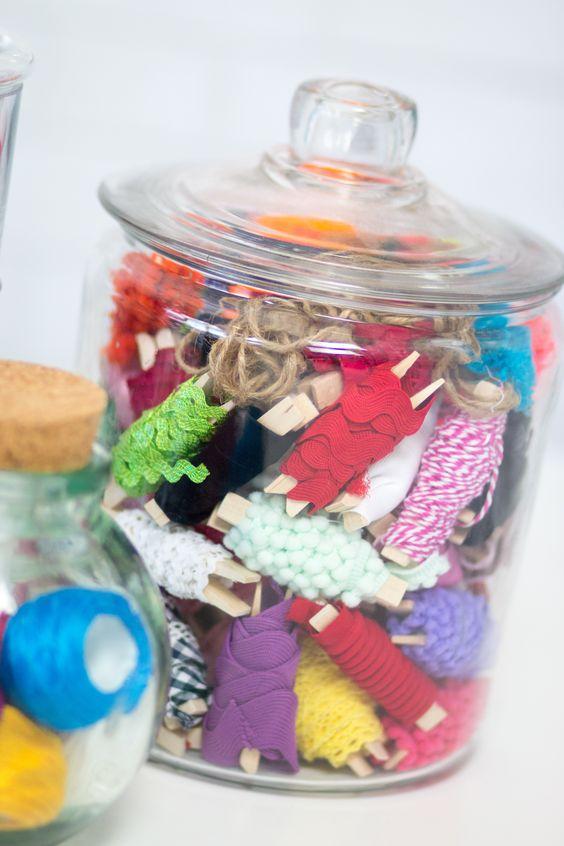 Ideas organización craftroom 14