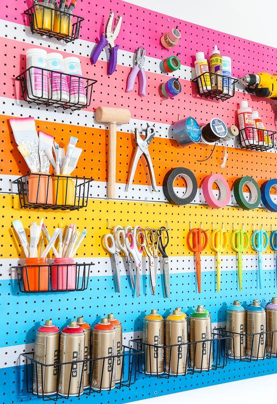 Ideas organización craftroom 2