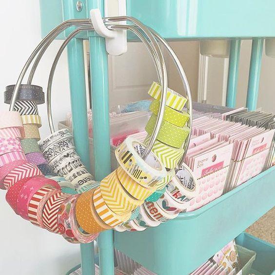 Ideas organización craftroom 8
