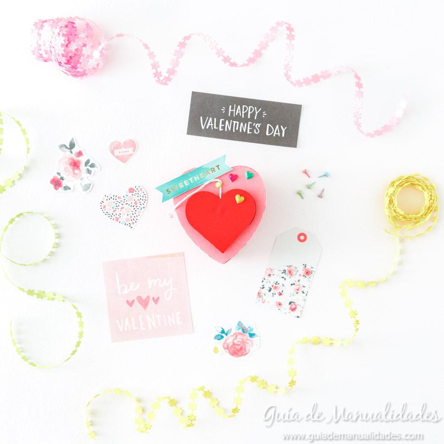 Cajita corazón DIY 13
