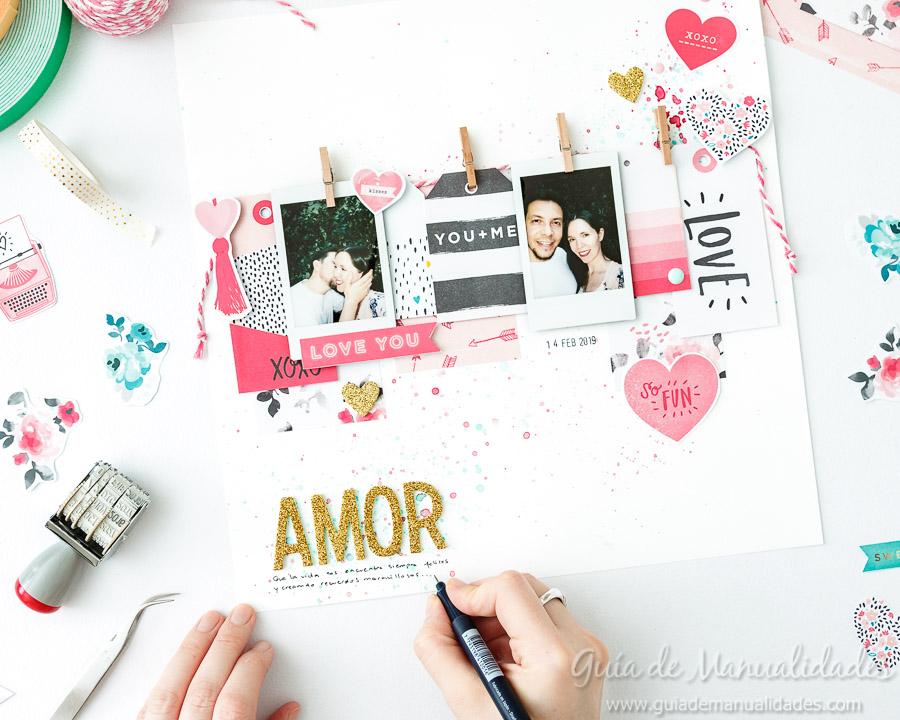 Layout amor 12
