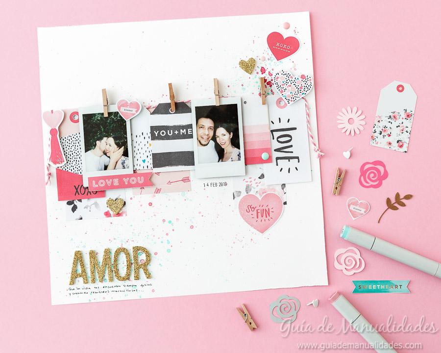 Layout amor 16