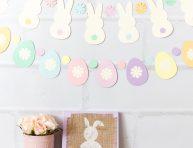 imagen Guirnaldas DIY para Pascua ¡tiernas y bonitas!