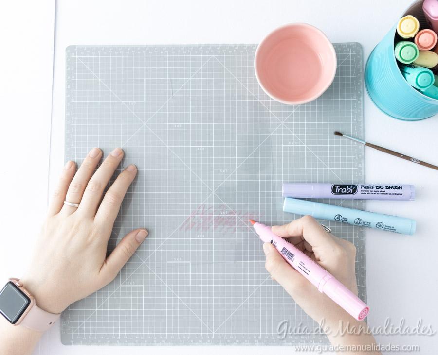 Etiquetas scrapbooking DIY 3