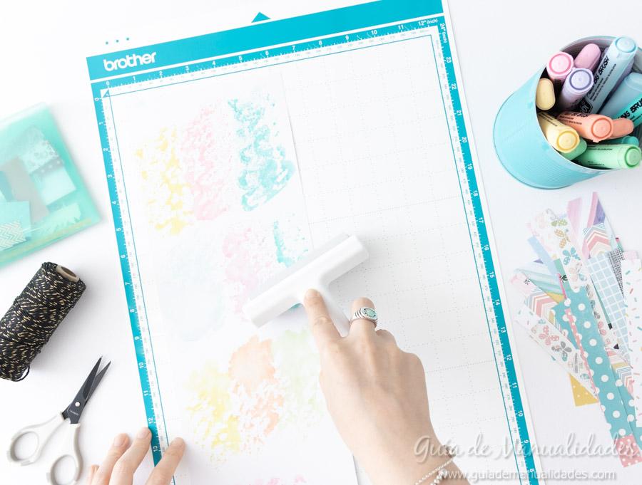 Etiquetas scrapbooking DIY 7