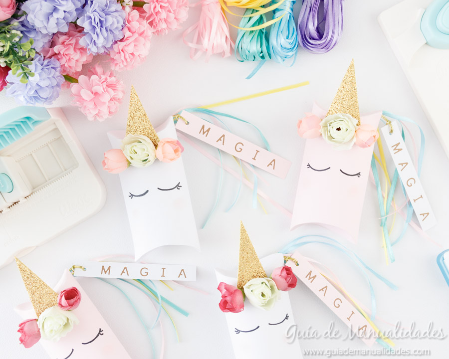 Cajitas sorpresa unicornio 11