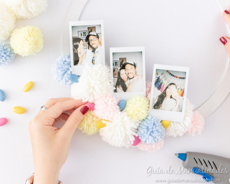Rosca de Pascua con fotos 10