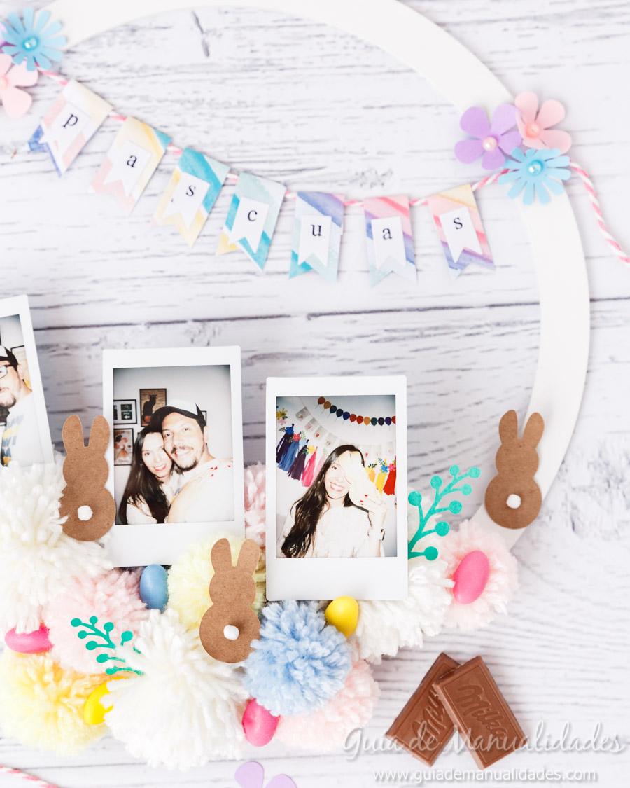 Rosca de Pascua con fotos 15