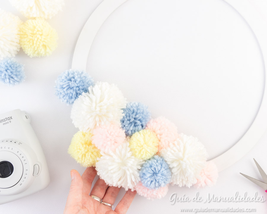 Rosca de Pascua con fotos 7