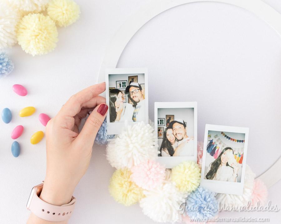 Rosca de Pascua con fotos 9