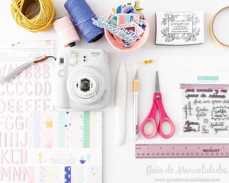 Tarjeta Mini Álbum con fotos para regalar 2