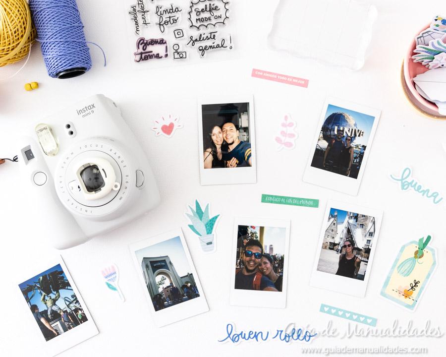 Tarjeta Mini Álbum con fotos para regalar 3