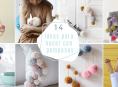 imagen 14 ideas creativas para hacer con pompones