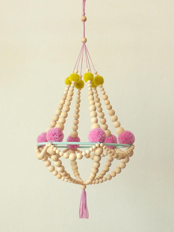 Ideas DIY con pompones 4
