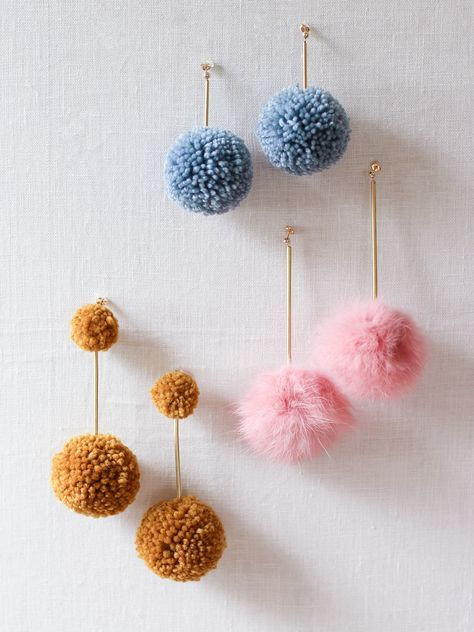 Ideas DIY con pompones 6