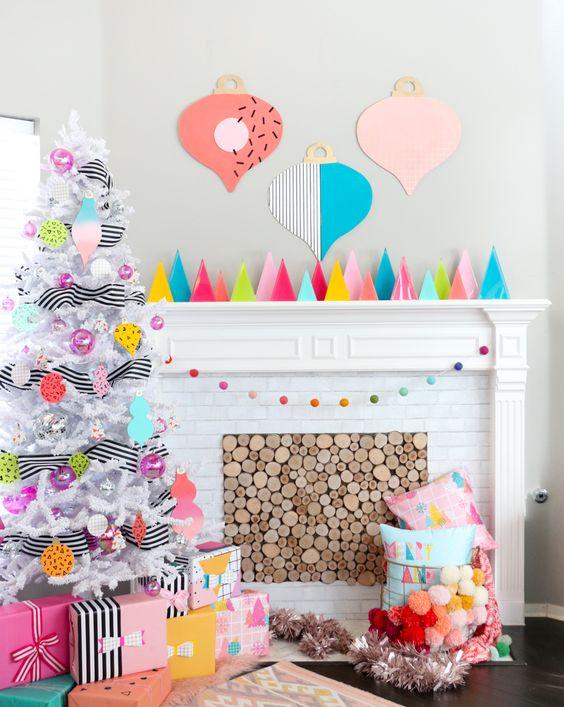 Ideas árboles de Navidad 1