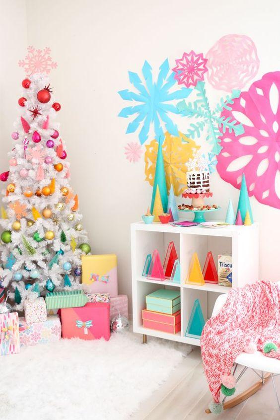 Ideas árboles de Navidad 11