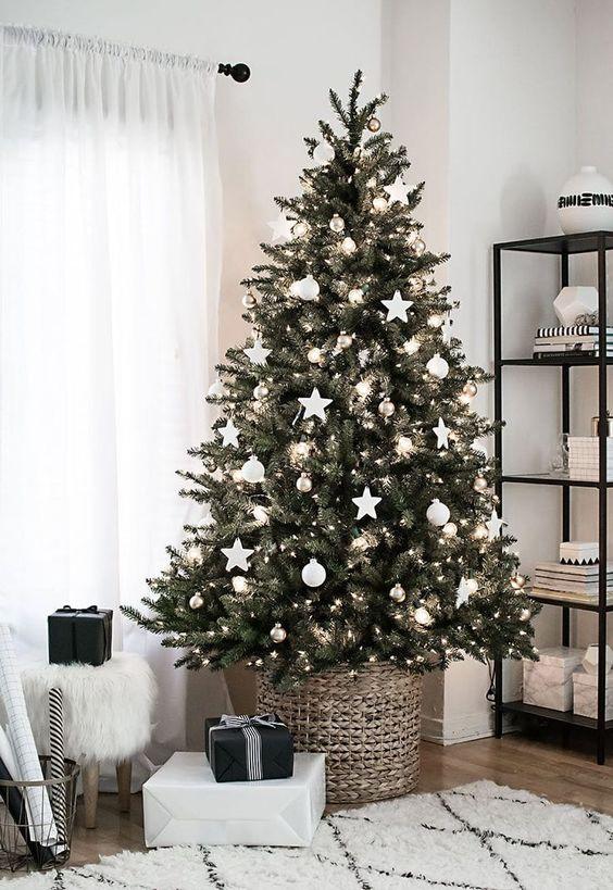 Ideas árboles de Navidad 13