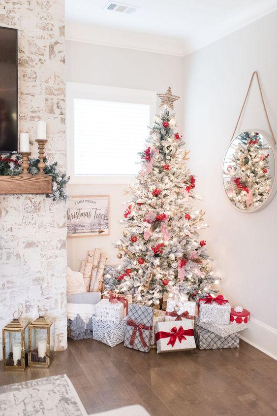 Ideas árboles de Navidad 14