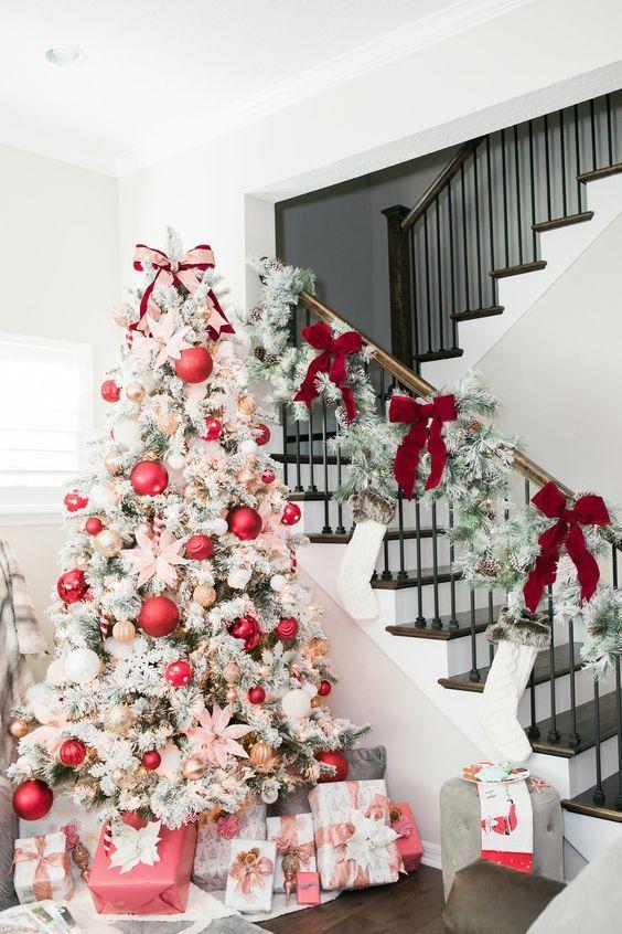 Ideas árboles de Navidad 15