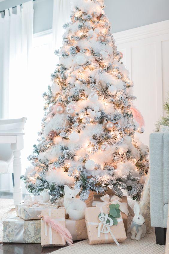 Ideas árboles de Navidad 16
